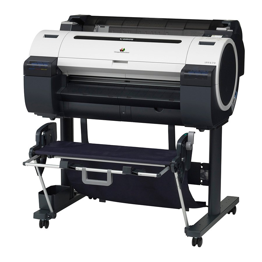 HP Designjet T520 36 inch